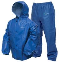 Frogg Toggs Pro Lite Rain Suit - Royal Blue - 647484055050