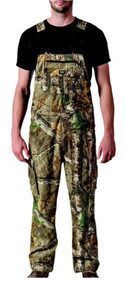 Walls Men's Unlined Bib Overall - Realtree Edge - 889440456642