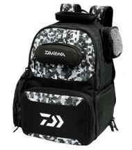 Daiwa D-Vec Tactical Soft Sided Backpack Tackle Bag - 043178031209