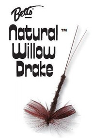 Betts Natural Willow Drake Size 10 - 042621069608