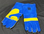 Gloves, Kevlar Blue