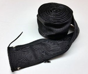 Cable Cover, Zippered, 100mm x 7.1m