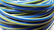 Hose, Ultraflex Blue/Yellow, 6 mm, per metre