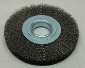 Wire Brush Wheel for Bench Grinder, 200mm