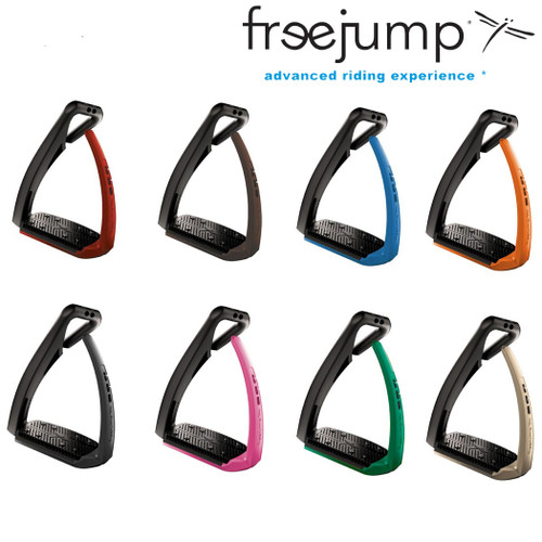 Freejump® SOFT'UP PRO Stirrups