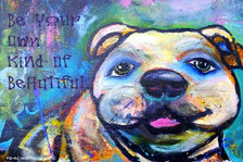 Bulldog-Be your own kind of beautiful