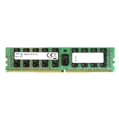 Samsung 64GB DDR4 2400MHz PC4-19200 288-Pin ECC Registered 1.2V Quad Rank DIMM Server Memory M386A8K40BM1-CRC