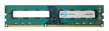 Dell 4GB DDR3-1066MHz Desktop Memory Mfr P/N A3944748