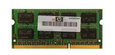 HP 8GB PC3-12800 DDR3-1600MHz  SoDimm Dual Rank Memory Module Mfr P/N A1G83AV