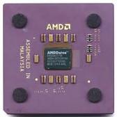 AMD Duron 1.60GHz 266MHz 64KB Desktop OEM CPU DHD1600DLV1C