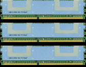 12GB(3X4GB) DDR3 1066MHz PC3-8500 240Pin ECC Unbuffered Memory kit for Mac Pro System 2009