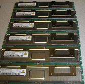 96GB(6X16GB) DDR3 1066MHz PC3-8500 240Pin ECC Unbuffered Memory kit for 8-Core Mac Pro System 2009