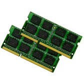 4GB(2X2GB) DDR3 1066MHz PC3-8500 256X64 204Pin SODIMM Memory kit for iMac March 2009