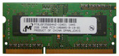 Micron 2GB PC3-10600 DDR3-1333MHz non-ECC Unbuffered CL9 204-Pin SoDimm OEM Notebook Memory MT8JSF25664HZ-1G4D1