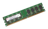 Hynix 2GB DDR2 800MHz PC2-6400 240-Pin non-ECC Unbuffered CL5 DIMM Dual Rank Desktop Memory HYMP125U64CP8-S6