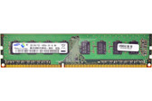 Samsung 2GB DDR3 1333MHz PC3-10600 240-Pin non-ECC Unbuffered DIMM Dual Rank Desktop Memory M378B5673FH0-CH9