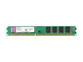 Kingston 2GB DDR3 1066MHz PC3-8500 240-Pin DIMM non-ECC Unbuffered Dual Rank Desktop Memory KTL-TCM58/2G
