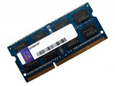 Kingston 4GB DDR3 1600MHz PC3-12800 204-Pin SoDIMM Single Rank Notebook Memory X300KG-HYA