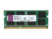 Kingston 4GB DDR3 1066MHz PC3-8500 204-Pin non-ECC Unbuffered SoDIMM Dual Rank Notebook Memory KTH-X3A/4G