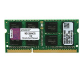 Kingston 4GB DDR3 1066MHz PC3-8500 204-Pin non-ECC Unbuffered SoDIMM Dual Rank Notebook Memory M51264H70