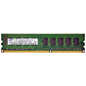 Samsung 2GB DDR3 1333MHz PC3-10600 240-Pin ECC Unbuffered Dual Rank DIMM Desktop Memory M391B5673EH1-CH9