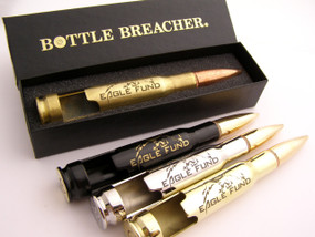 If you love supporting American's Soldiers, you will love the partnership between Eagle Fund and Bottle Breacher. 100% of ALL proceeds will be donated to Eagle Fund.