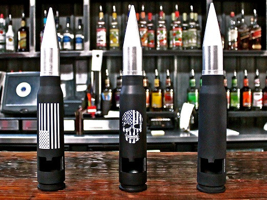 30mm bullet bottle opener personalized father s day gifts