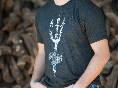 """SPECIAL OPS TRIDENT """"SO THERE I WAS"""" BREACHER T-SHIRT"""