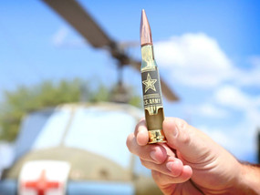 50 Caliber Army Bottle Breachers