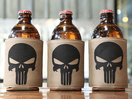 Punisher Coozie