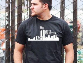 9/11 Commemorative T-Shirt