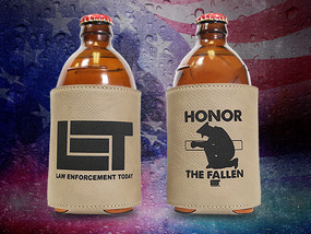 Law Enforcement Today Police Coozie
