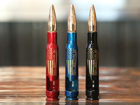 Law Enforcement Today 50 Caliber Bottle Breachers