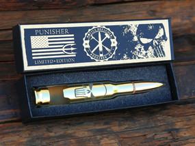Brass Punisher 50 Caliber Bottle Breacher
