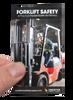 Forklift Safety Pocket Guide Front