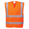 Hi-Vis Band and Brace Vest, Orange