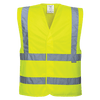 Hi-Vis Band and Brace Vest, Yellow