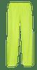 Portwest Rain Trousers, Yellow