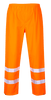 Hi-Vis Traffic Trouser, Orange