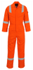 FR Antistatic Coverall, Orange