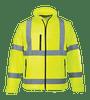 Hi-Vis Softshell Jacket, Yellow
