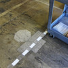 SafetyTac Strips on floor