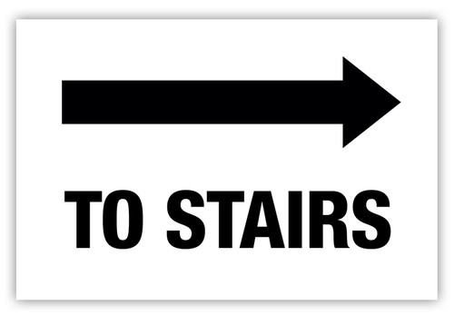 Stairs (Right) Label