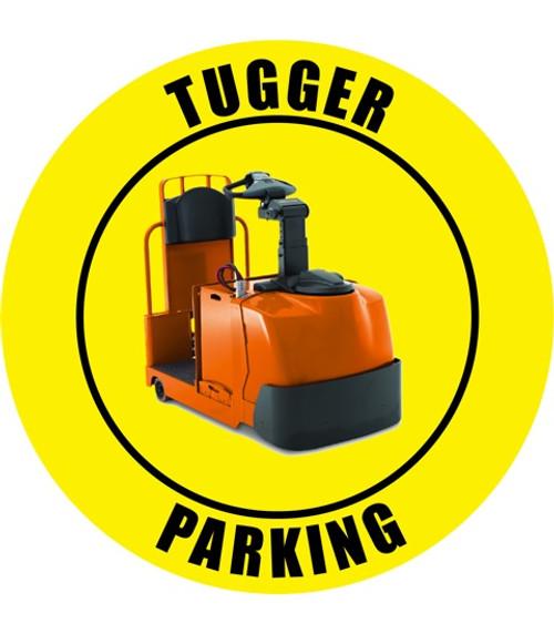 Tugger Parking