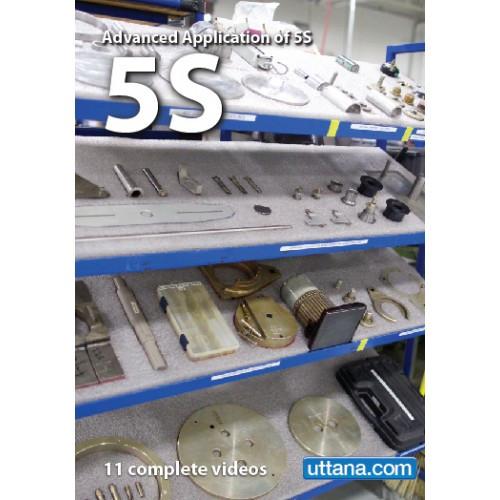 uttana presents: Advanced Application of 5S (7034)