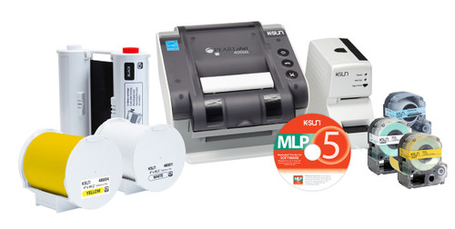 K-Sun® PEARLabel® 400iXL & 360 Bundled General Labeling Kit