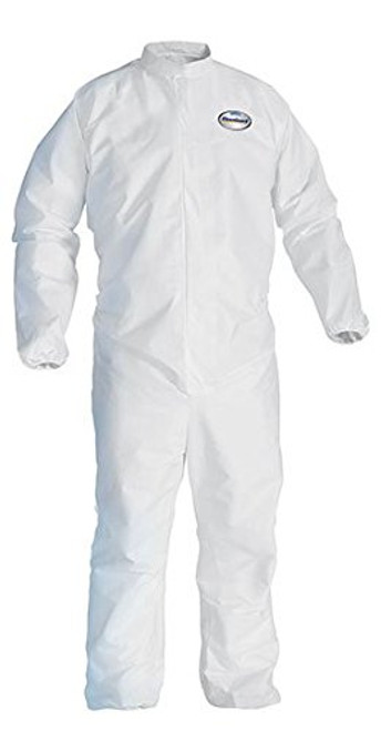 KleenGuard A20 General Use Coverall - with elastic at wrists and ankles
