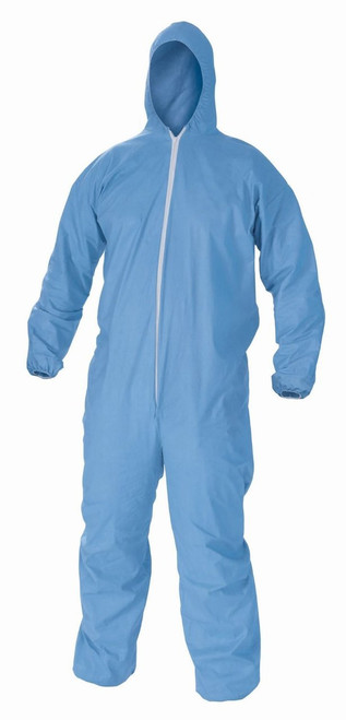 Kleenguard A60 Coverall with Hood for Blood and blood born Pathogens