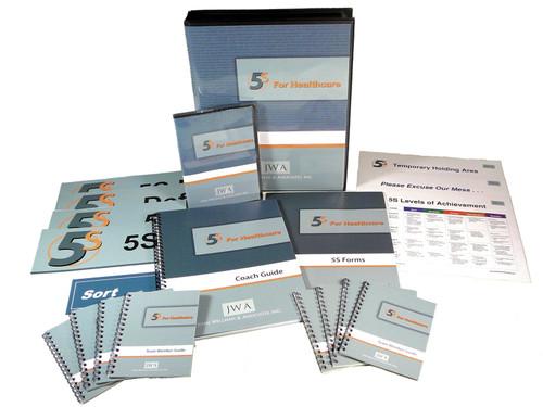 5S for Healthcare Workshop Kit