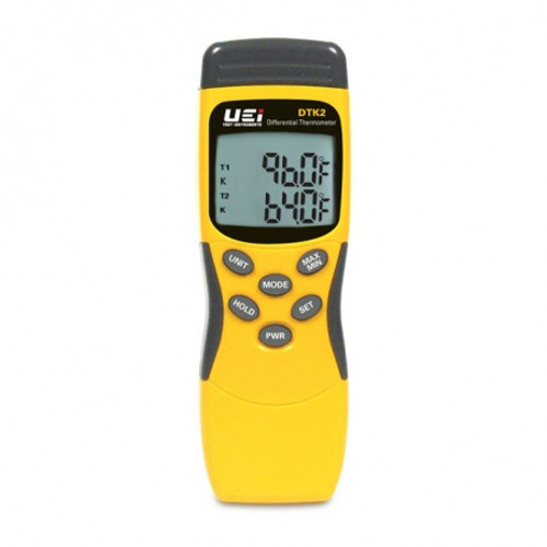 DUAL DIGITAL THERMOMETER KTYPE